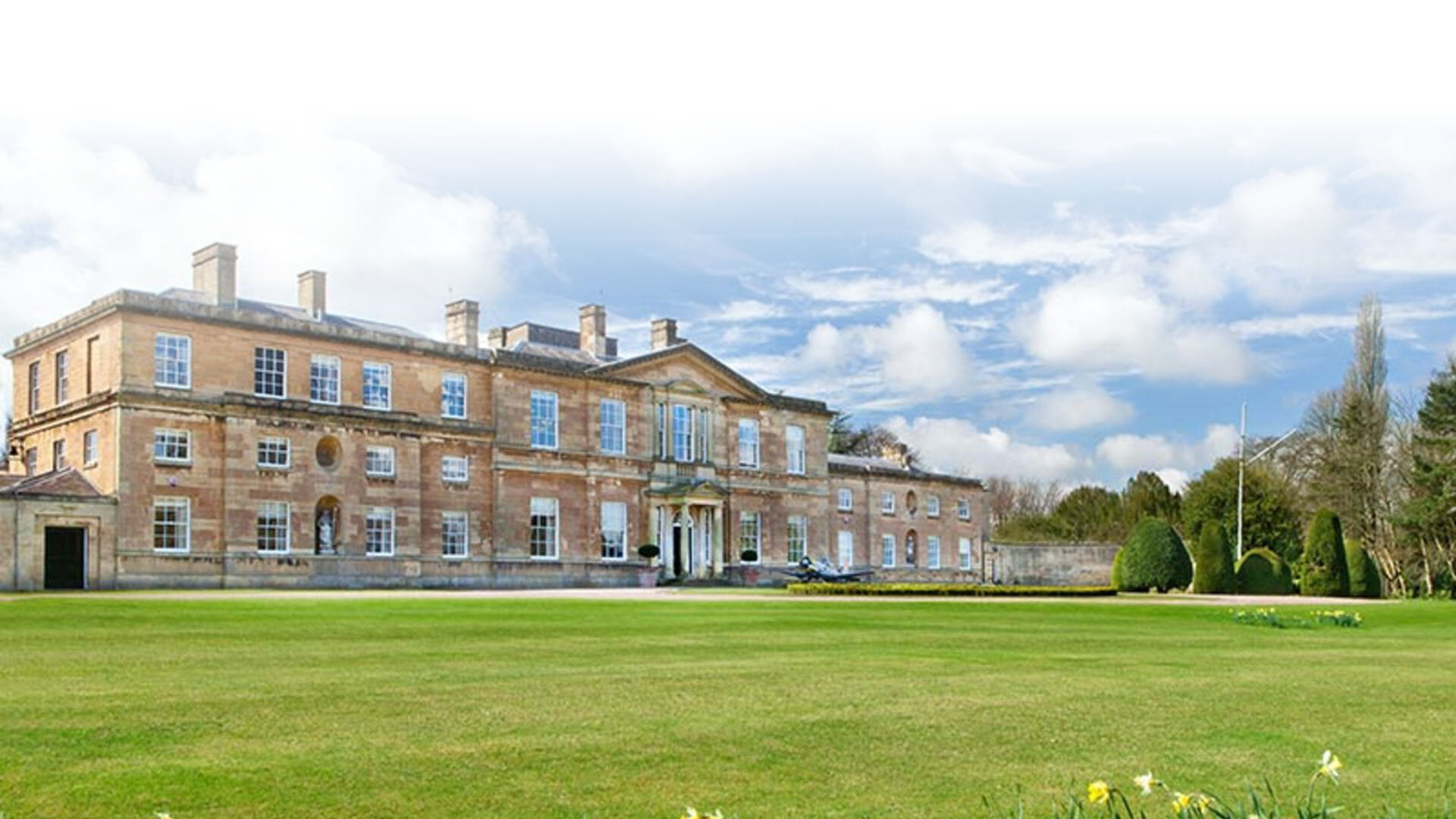 Bowcliffe Hall fuera